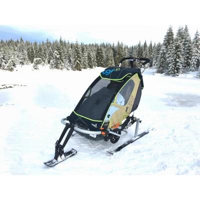 SNOW Kinderwagen SET Leggero ENSO/VENTO