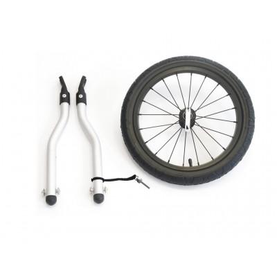 Jogger-Kit für Kinderanhänger XLC DUO